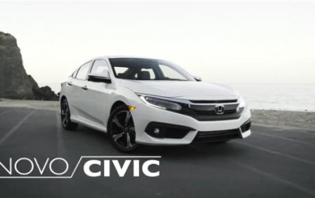 Novo Honda Civic anda como carro premium; preço deve ser problema